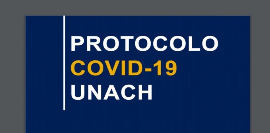 Protocolo COVID-19 UNACH